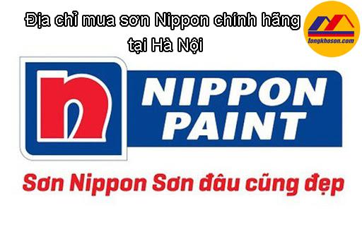Địa chỉ mua sơn Nippon chính hãng tại Hà Nội