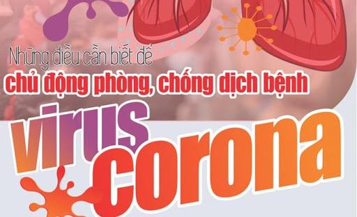 7 điều bạn nên làm để phòng ngừa virus Corona bảo vệ gia đình và cộng đồng