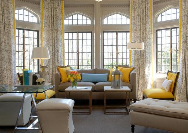 Màu sơn phòng khách đẹp cùng Takira