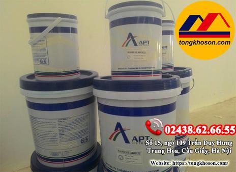 Bảo quản sơn epoxy khi chưa dùng hết đúng cách