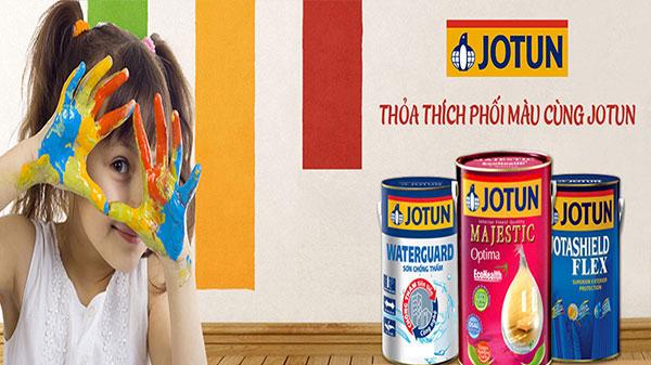 Những lý do khiến người Việt Nam tin dùng sơn Jotun