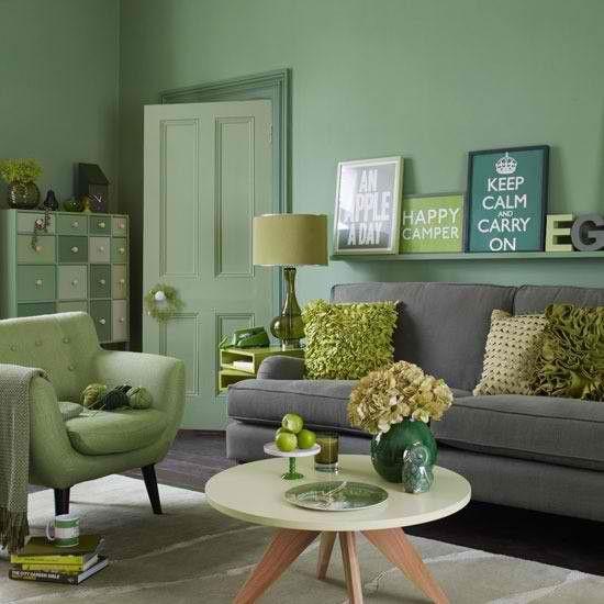 Những ý tưởng sơn nhà màu xanh lá cây không thể bỏ qua