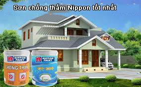 Sơn chống thấm Nippon tốt nhất bạn không thể bỏ qua