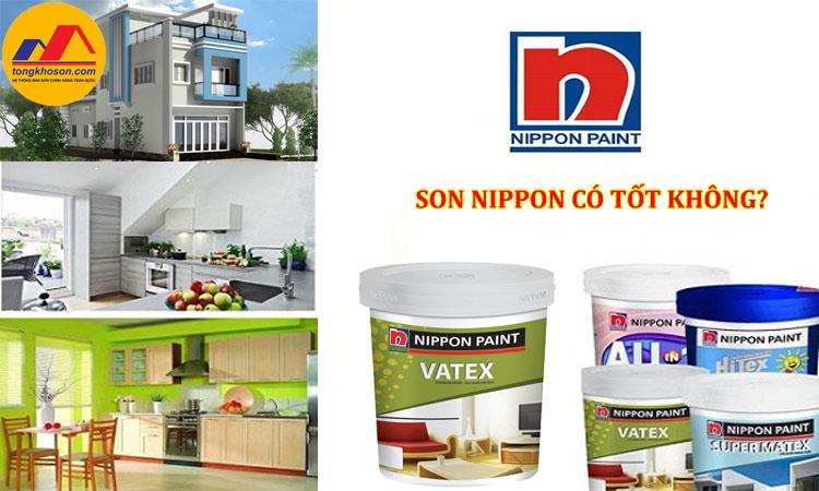 Sơn Nippon có tốt không?