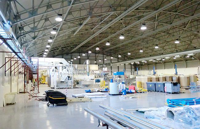 Lựa chọn sơn epoxy sàn nhà xưởng cho khu chế biến thực phẩm