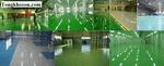 Bảng báo giá sơn sàn epoxy trọn gói/1m2 nền nhà xưởng