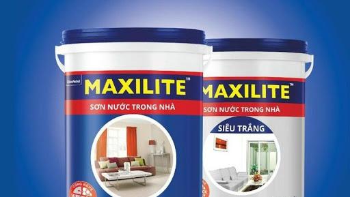 Sơn nước Maxilite giá rẻ nhất và những thông tin bạn cần biết