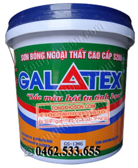 Sơn Galatex S280 bóng ngoại thất