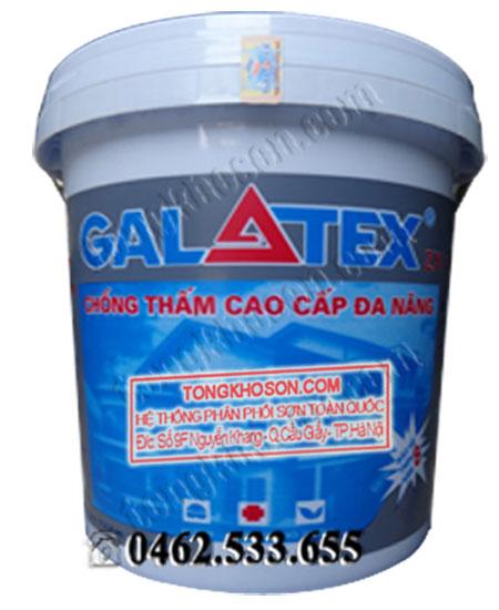 Sơn chống thấm Galatex hệ trộn xi măng