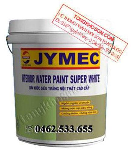 Sơn siêu trắng Jymec