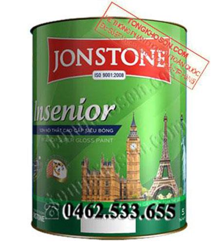 Sơn Jonstone siêu bóng nội thất Insenior