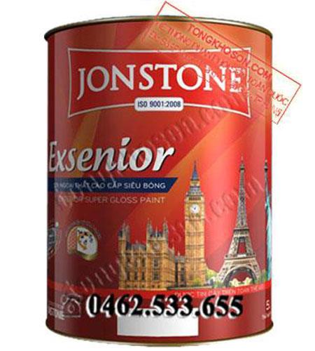 Sơn Jonstone siêu bóng ngoại thất Exsenior