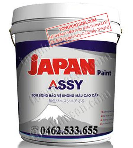 Dầu bóng Japan paint