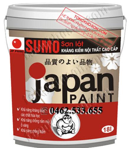 Sơn lót chống kiềm nội thất japan