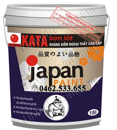 Sơn lót chống kiềm ngoại thất Japan