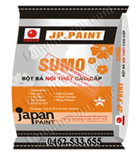 Bột bả nội thất Japan paint