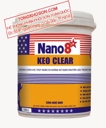 Dầu bóng Nano 8 sao