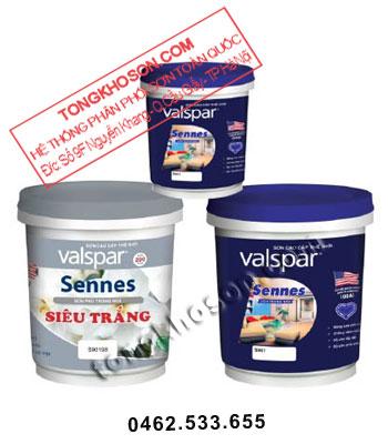 Sơn Valspar Sennes S901 nội thất