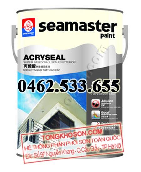 Sơn lót chống kiềm Seamaster 8601 nội thất