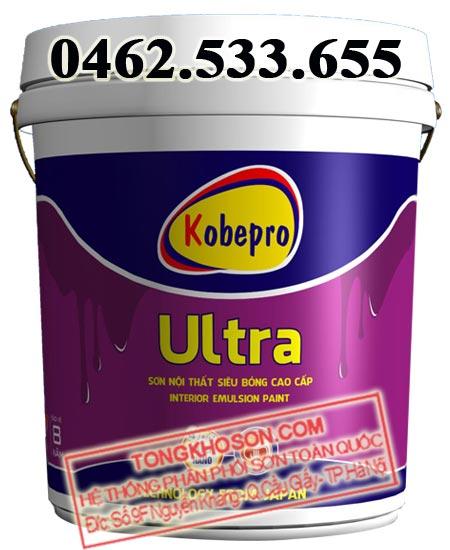 Sơn Kobepro Ultra nội thất siêu bóng