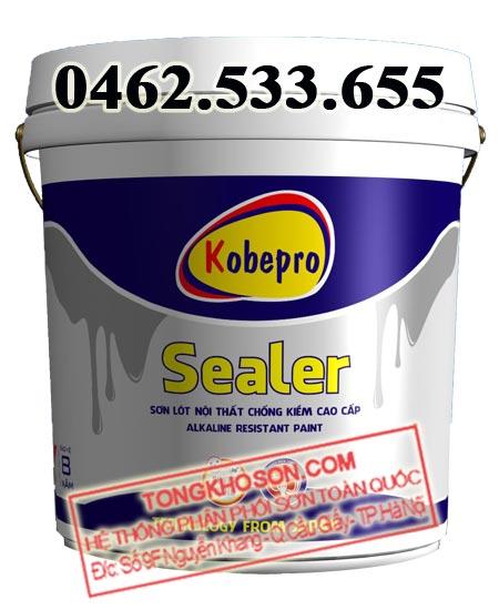 Sơn lót kháng kiềm nội thất Kobepro Sealer