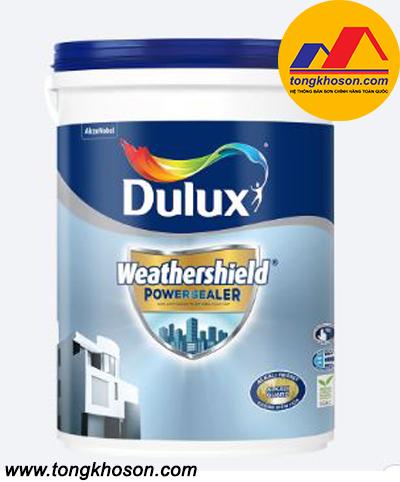 Sơn lót chống kiềm ngoại thất Dulux Weathershield Powersealer Z060
