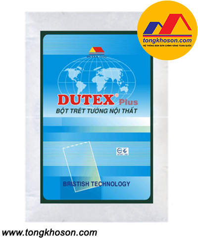 Bột bả Dutex Plus nội thất