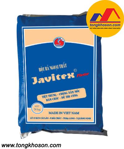 Bột bả Javitex ngoại thất