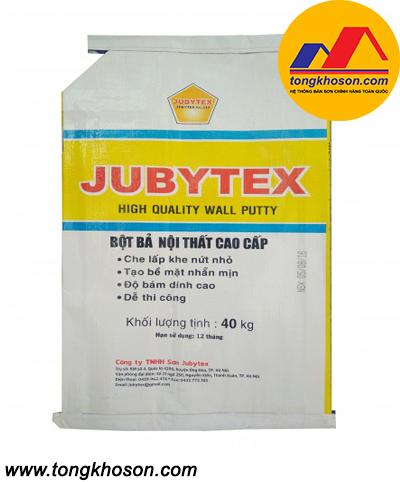 Bột bả Jubytex nội thất