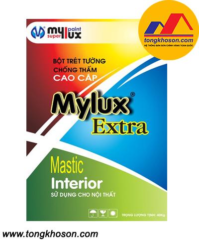 Bột bả Mylux Extra nội thất