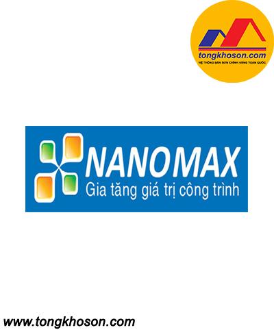 Bột bả Nanomax nội và ngoại thất
