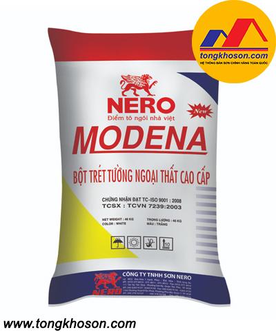 Bột bả Nero Modena ngoại thất