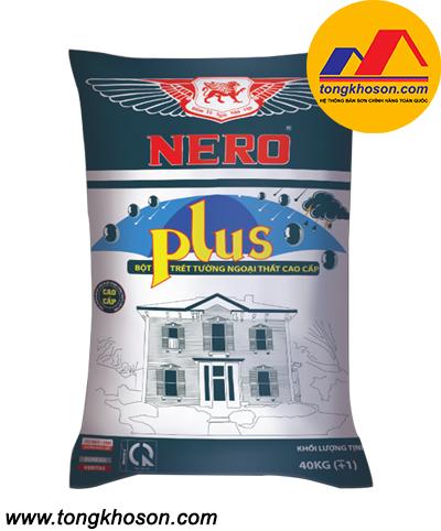 Bột bả Nero Plus ngoại thất cao cấp