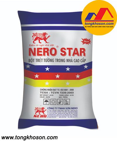 Bột bả Nero Star nội thất cao cấp