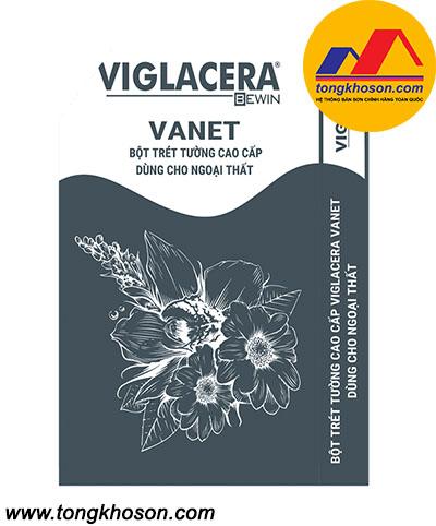 Bột bả xám Viglacera ngoại thất cao cấp