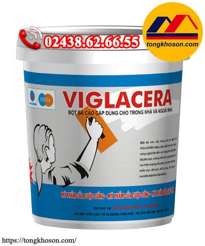 Bột bả Viglacera chống thấm cao cấp