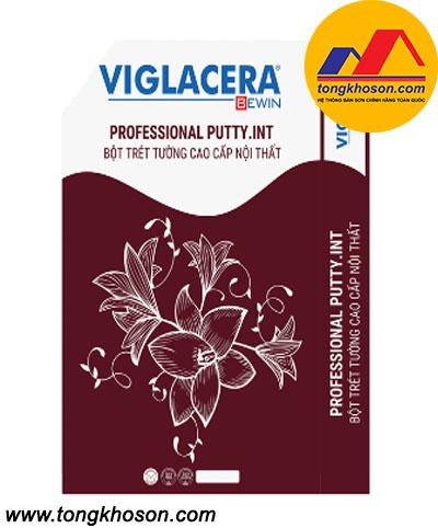 Bột bả Viglacera nội thất cao cấp