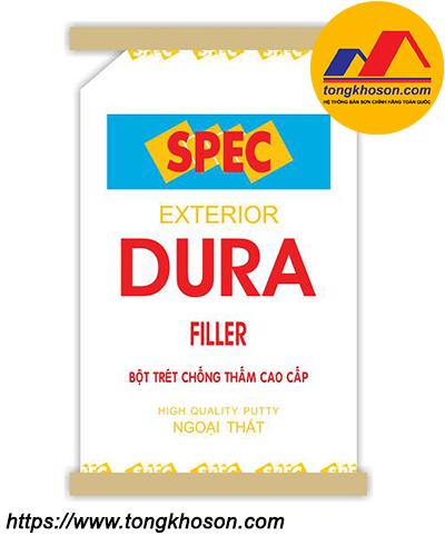 Bột bả Spec Dura Filler ngoại thất