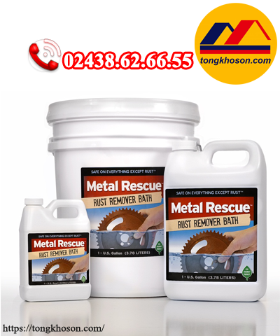 Chất tẩy rỉ Metal Rescue