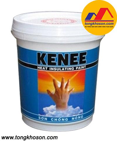 Sơn chống nóng Kenee
