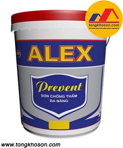 Sơn chống thấm Alex Prevent đa năng
