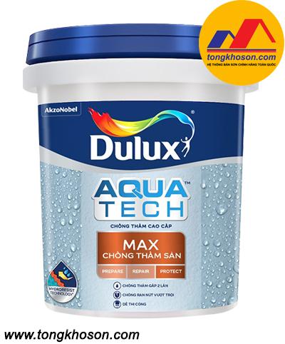Sơn chống thấm sàn Dulux Aquatech Max - V910
