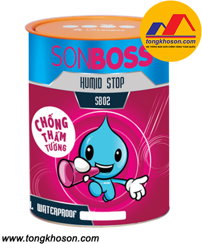 Chống thấm Humid Stop Wall Waterproof Boss Sb 02
