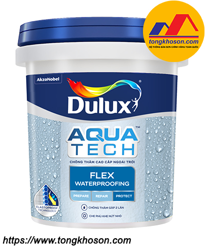 Sơn chống thấm Dulux Aquatech Flex