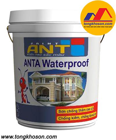 Sơn chống thấm Anta WaterProof