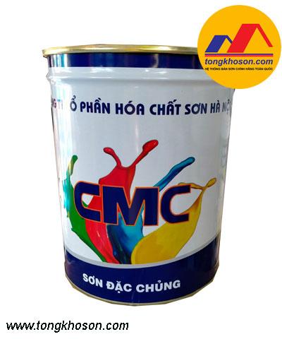 Sơn Acrylic kẻ vạch đường CMC