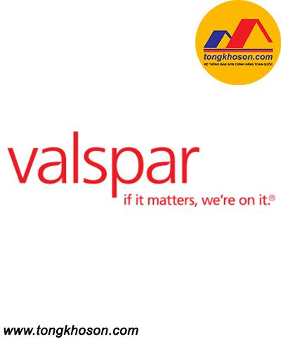 Bột bả Valspar Wall Filler chống thấm tối ưu S555