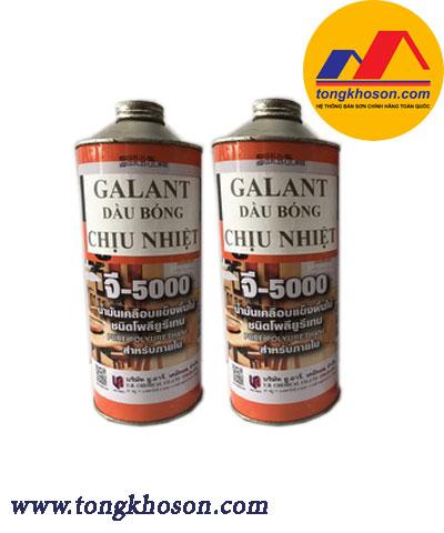Dầu bóng chịu nhiệt Galant (Urathane Galant)