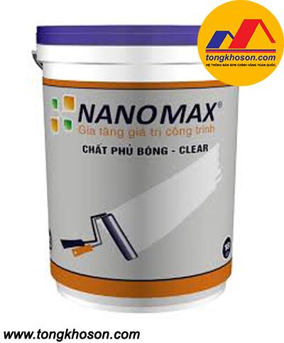 Dầu bóng Nanomax
