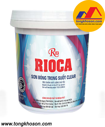 Dầu bóng Rioca